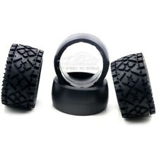 All-Terrian Rear Tire With Inner Foam Fit 1/5 RC Buggy HPI BAJA RV KM 5B