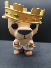 NO BOX Funko Pop! Disney Robin Hood Prince John #98 Vinyl Figure