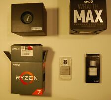 AMD Ryzen 7 1700X 3.8GHz Eight Core Processor, With AMD Wraith Max CPU Cooler