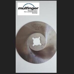 Baier Metallkreissägeblatt HSS 175 x 2,0 x 32 Z=180 passend für EHS 700
