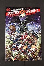 Justice League vs Suicide Squad #1 Local Comic Shop Day Variant Edition LCSD JL