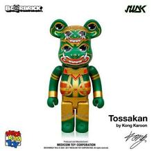 Bearbrick Medicom  2018 Thailand Exclusive Tossakan 100% by Kong Be@rbrick