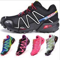 Women Shoe Athletic Hiking Trail Trekking Climbing Sneaker Running Outdoor Sport
