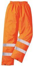 Portwest s480 Hi Vis Orange Traffic Trousers XXXL