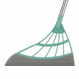Magic Broom Mop Brush Wiper Scraper Manual Cleaning Broom Non-stick Pet Hair