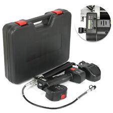 18Volt Cordless Grease Gun Kit 2 Pieces- Battery 10000 Psi/690 bar