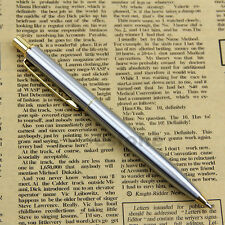 Luxury BAOER 37 stainless steel Push Ball Point Pen