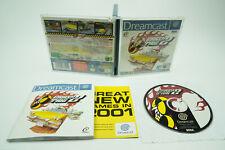 Sega Dreamcast * Crazy Taxi 2 * OVP con instrucciones