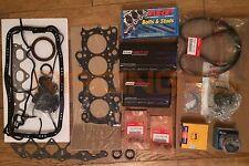 Honda Civic EG CRX Sol engine refresh rebuild kit B16A B16A2 - PREMIUM VERSION