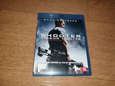 shooter tireur d'elite (blu ray) mark wahlberg danny glover