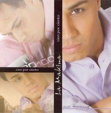 La Makina : Cien Por Ciento CD
