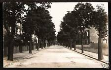 Bromley posted card of Bickley Ave by Kehrkahn.