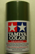 Tamiya TS-61 NATO Green Acrylic Spray Can 3oz 100ml Paint # 85061