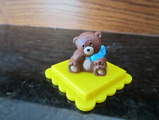 Fisher Price Little People xmas birthday present gift toy teddy bear yellow box