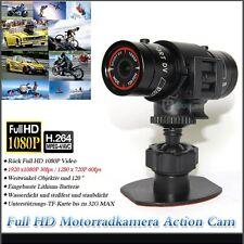 Full HD Mini Sport Action Cam 1920x1080P Kamera Helm Wasserdicht Helmkamera Neu