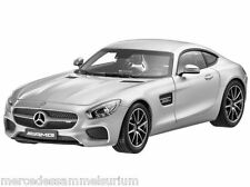 Mercedes Benz C 190 - AMG GT/S Coupe Iridium silver 1:18 New
