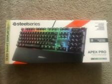 SteelSeries - Apex Pro TKL Wired Gaming Mechanical OmniPoint Adjustable Switc...