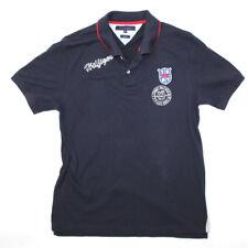 Tommy Hilfiger polo para hombre Camisa Polo Shirt Polo camisa talla XL