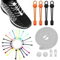Like bungee cords for your shoes! No tying Interlace shoe laces Tight laces