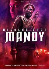 MANDY - Nicolas Cage, Violent Horror, Linus Roache, Brand New DVD!