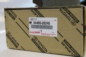 Toyota Genuine Hiace Rear Brake Shoes Set N1847