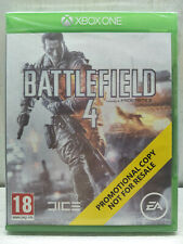 *New Sealed RARE Promotional Copy* XBox One BATTLE FIELD 4 Battlefield IV Promo