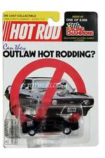 Racing Champions Hot Rod OUTLAW HOT RODDING? 1969 Chevy Camaro Issue #5
