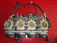 Yamaha YZF R 1 1000 yzfr1 R1 Carburetor Carbs Throttle body injector 2002-2003