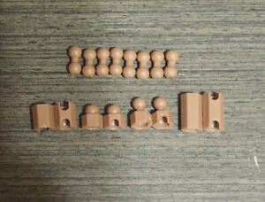 OneSixthKit 1/6 Height Adjusting Leg Extension Set Compatible with Hot Toys Body