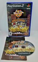 Animaniacs The Great Edgar Hunt Video Game for Sony PlayStation 2 PS2 PAL TESTED