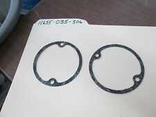 NOS Honda Clutch Cover Gaskets S65 SL70 XL70 CT70 CL70 11655-035-306 QTY2