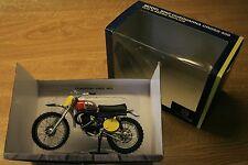Superb Husqvarna 400 Motor Cross 1.12 scale 1969 B.Aberg Replica MINT in BOX