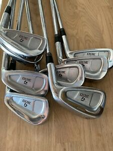 Very Rare Japanese Forged TaylorMade300 Forged Irons 3.pw  New Grips