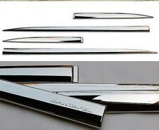 Genuine Chrome Side Door Molding Set 4P (Fit: Hyundai Santa Fe Sports 2013 2015)