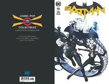 (2018) BATMAN #50 MIKE MAYHEW COMIC POP EXCLUSIVE VARIANT COVER Limited to 1500!