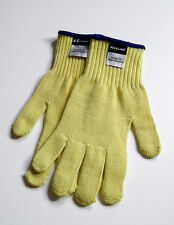 1PAIR HEAVY DUTY KEVLAR KNITTED GLOVES MEDIUM - DU PONT THE POWER OF PERFORMANCE
