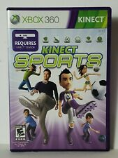 Kinect Sports (Xbox 360, 2010) FREE SHIPPING