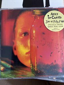 ALICE IN CHAINS jar of flies & sap (2X CD, album) alternative rock, grunge,