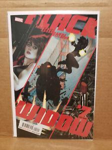 BLACK WIDOW #2 MAIN COVER A Hughes MARVEL COMICS 10/03/2020