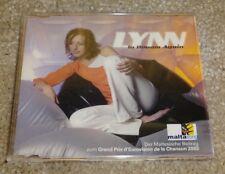 Eurovision Song Contest 2003 Malta Lynn To Dream Again CD single 4 track