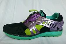 PUMA DISK SYSTEM men's athletic shoes size 12 multi color