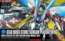 Star Build Strike Gundam Plavsky Wing HGBF Build Fighters Try 1/144 Model