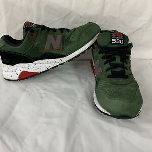 New Balance 580 Green Sneakers for Men for Sale | Authenticity ...