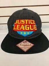 DC Comics Justice League Hat Original Snapback Cap