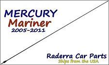 "2005-2011 Mercury Mariner - 32"" Black Stainless AM FM Antenna Mast"