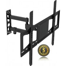 Supporto Staffa TV da parete da 32 a 60 Pollici - Braccio TV a muro per LCD LED