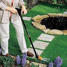Swivel Grass Shears Long Handle Shaft 36in Edger Cutter Trimmer Garden Yard Tool