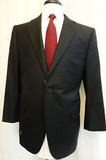 NWOT Brooks Brothers Golden Fleece Navy Blue Wool Suit 43R MSRP $2100