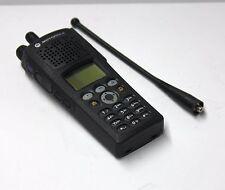 MOTOROLA XTS2500 XTS 380-470 MHZ UHF R1 Model 3 P25 DIGITAL RADIO FPP HAM 8 MEG
