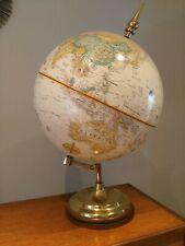 Office Desk Vintage Globe World Map